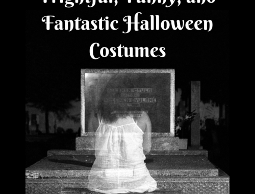 50 frightful, funny, and fantastic Halloween Costumes - simplifyandsavor.com #halloweencostumes #halloween #costumes #cosplay