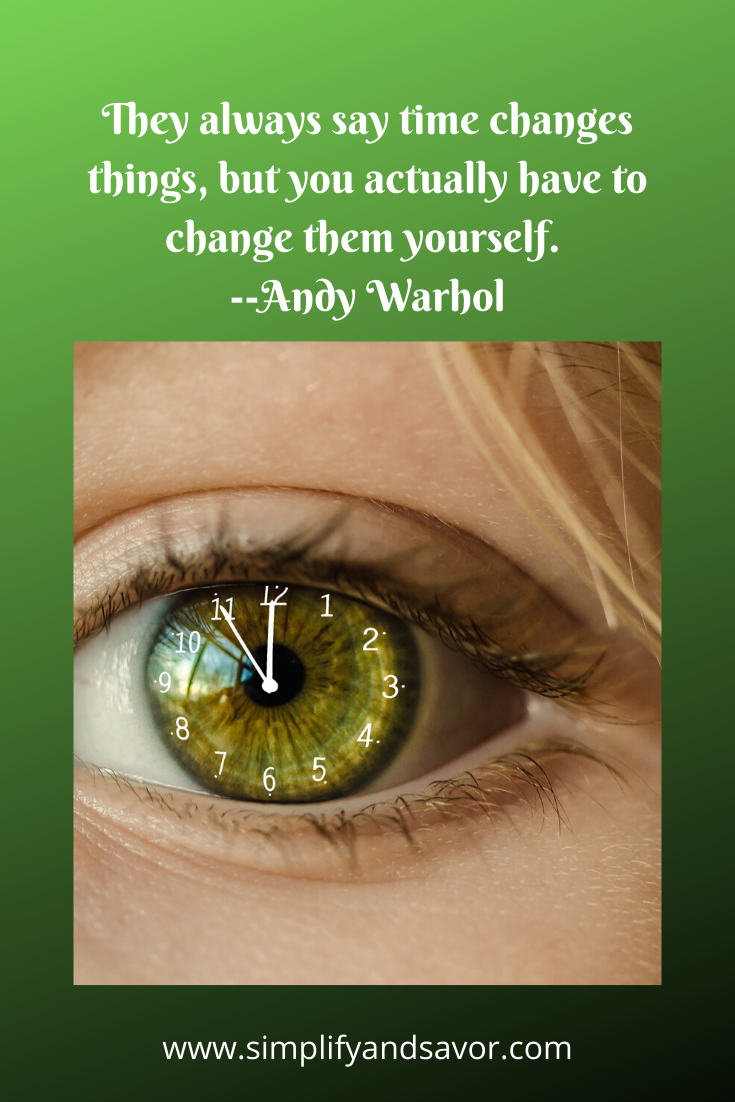 They always say time changes things but you need to change them yourself. #quotes #inspire #inspirationalquotes