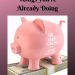 Make Money Doing Things You're Already Doing #money #SaveMoney #MakeMoney #FinancialPlanning