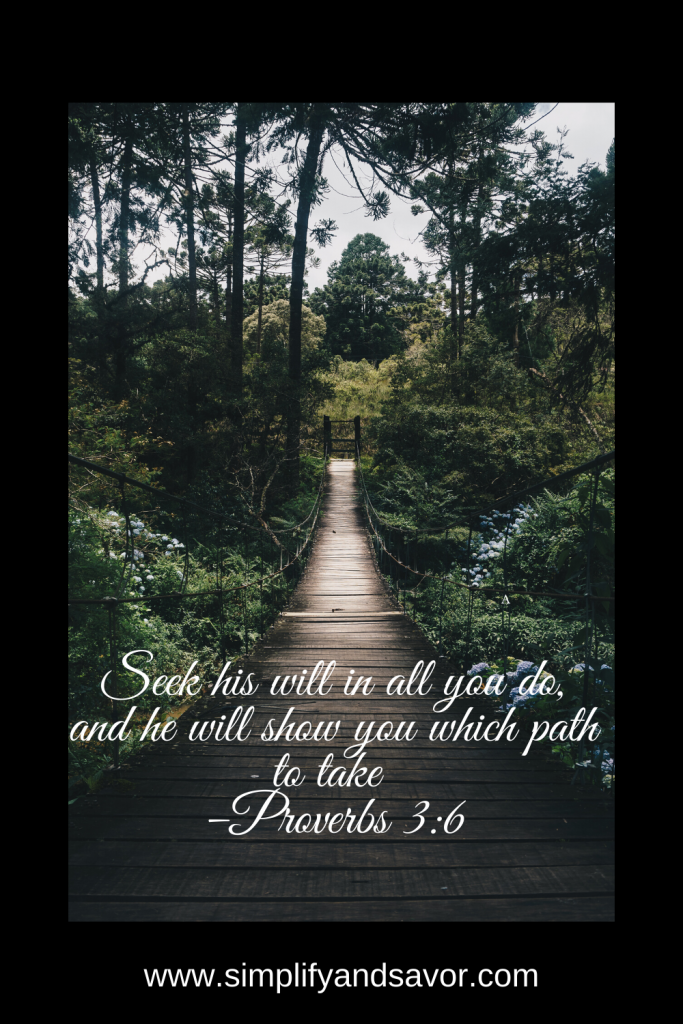 Seek his will in all you do, and he will show you which path to take –Proverbs 3:6 #wordsofencouragement #inspirationalquotes #inspirational #motivationalquotes #quotes #fathersday #fathersdayquotes #dad
