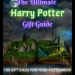 The ultimate Harry Potter Gift Guide. 100 items for your POTTERHEAD. Most under $35. #HarryPotter #HarryPotterGifts #GiftIdeas #PotterheadGifts